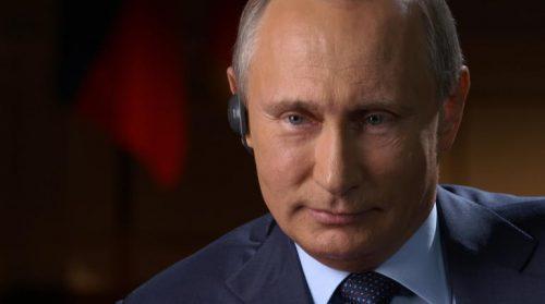 Vladimir Poutine - CBS News