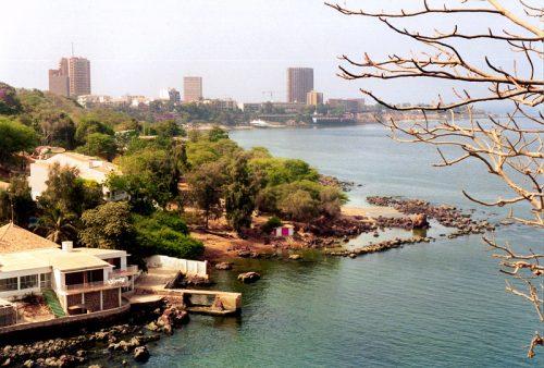 Baie de Dakar, Sénégal